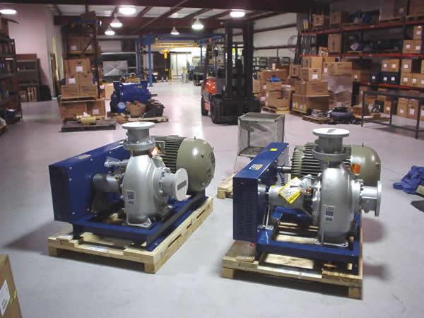 gorman rupp pump service manuals