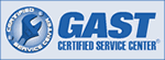 GAST Certified Service Center